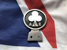 New Ace Cafe badge, 59 Club Triumph Norton BSA Vincent Ton Up Cafe Racer