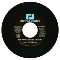 """PHYLLIS HYMAN  """"YOU KNOW HOW TO LOVE ME""""   NORTHERN SOUL / 70's STUNNER"""