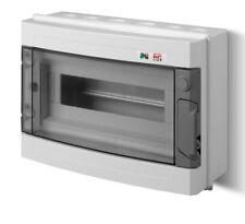Kleinverteiler IP40 Aufputz Sicherungskasten Verteilerkasten 13 Module Verteiler
