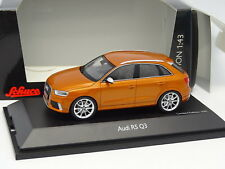 Schuco 1/43 - Audi RS Q3 Orange