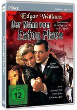 Edgar Wallace - Der Mann vom Eaton Place * DVD 12-teilige Krimiserie Pidax Neu