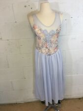 Victoria Secret Gold Label nightgown princess cut  vintage size Medium Romantic
