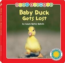 Baby Duck Gets Lost (Baby Animals Book) (with easy-to-download e-book-ExLibrary