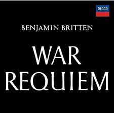 Benjamin Britten - Britten: War Requiem [New CD] Shm CD, Japan - Import