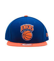 New York Knicks OG Jordan Retro Vintage New Era 9FIFTY NBA Snapback Hat