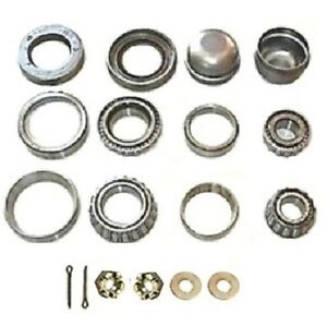 Front Wheel Bearing Set for 1949-1954 Plymouth - Dodge - DeSoto  - Chrysler