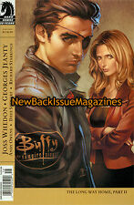 Buffy the Vampire Slayer Season 8 Comic 4/07,The Long Way Home Part 2,April 2007