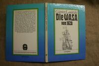 Fachbuch Geschichte & Hebung der WASA 1628, historische Kriegsschiff, DDR 1986