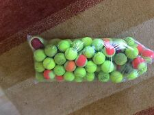 30 Used Tennis Balls - dog toys, beach cricket etc FREEPOST DELIVERY