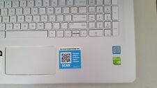 HP Envy 17 M7 U109DX CTO i7 7500U nVidia FHD Touch 16GB 1TB SSD DVD W10 /w SW PK