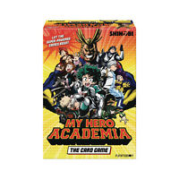 My Hero Academia The Card Game NEW IN STOCK