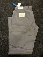 Perry Ellis Portfolio Pants Size 32x30 Slim Fit Travel Luxe Chino Mens New