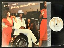 Johnny Guitar Watson A&M 2 That's What Time It Is