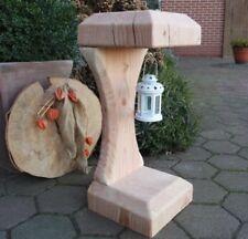 Deko-Kerzenständer & -Teelichthalter aus Holz Laterne