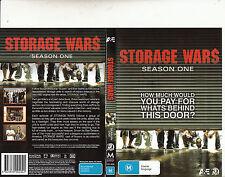 Storage Wars-2010-TV Series USA-[Season One-3 Disc]-DVD