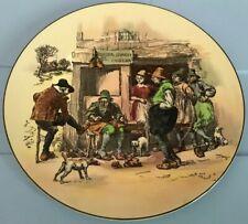 Royal Doulton China Made In England Roger Solem El Cobler Dinner Plate 10.5�