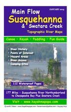 Kayak / Canoe Mapbook - Main Flow Susquehanna River