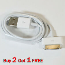 Original OEM Geniune Apple iPhone 4 4S 3GS 3G 30 Pin USB Sync Data Cable Charger