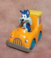 Vintage Tiny Toon Adventures FURRBALL Diecast Van Car Toy Figure 1990 Playskool