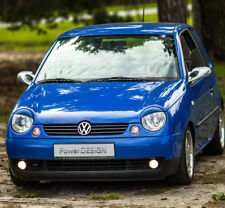 Eyebrows for VW LUPO 1998-2005 headlight eyelids lids ABS Plastic