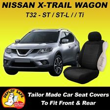 Car Seat Covers To Fit NISSAN X-TRAIL XTRAIL T32 2014 - Current Airbag Safe!!