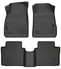 Husky WeatherBeater Front & 2nd Row Floor Liners for 2014-2018 Chevrolet Impala
