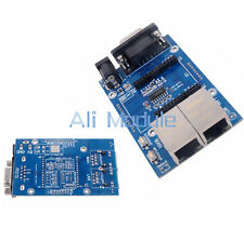 HLK-RM04 TCP IP Ethernet Converter Module Serial UART RS232 to WAN LAN WIFI UK