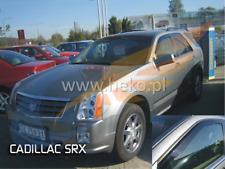 Windabweiser CADILLAC SRX 5-türer 2003-2009 2-tlg HEKO dunkel Regenabweiser
