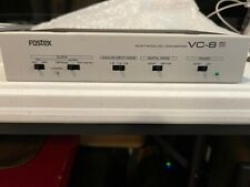 Fostex Vc-8 Analog /Digital Converter