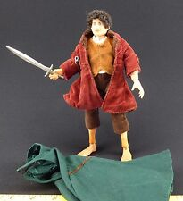 Lord of the Rings Fellowship of the Ring Frodo 12 inch Figure ToyBiz Mego Style