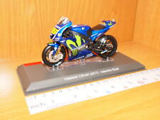YAMAHA YZR-M1 2017 VALENTINO ROSSI 1/18 MOTO-GP MONSTER ENERGY #46 MOVISTAR