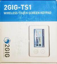 2GIG-TS1/2GIG-TS1-E WIRELESS SECURITY TOUCHSCREEN KEYPAD ALARM FIRMWARE: v 1.14!