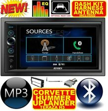 CORVETTE HUMMER H3 BLUETOOTH TOUCHSCREEN USB SD AUX Car Radio Stereo