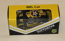 North Queensland Cowboys 2015 NRL Kids Collectable Mini Model Car New In Box
