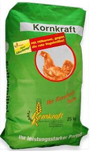 Kornkraft Legehennenfutter mit Meidarom Pelletiert 25kg Hühnerfutter