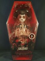 "Living Dead Dolls ~ Series #35 ~ GALERAS ~ 10"" Doll by Mezco Toyz 2018"