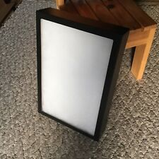 One Only 8 X 12 X 2 Extra Thick Display Case Riker Type Free Shipping