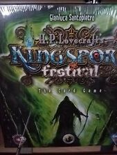 Kingsport Festival: The Card Game - Passport Studios Games Board Game New!