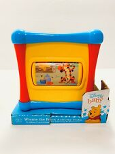 Disney Baby Winnie the Pooh Learning Activity Cube New Package Damaged