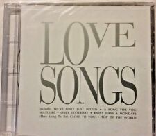 Carpenters: Love Songs ~ VERY RARE UMD CD ~ (1997, A&M) ~ Brand New Sealed!