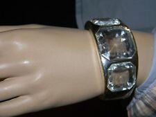 Armband   Massive Silber mit Kunststoff Steine  Schmuck