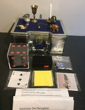 More details for select magic mentalist magic trick electronic die perception by jan leender