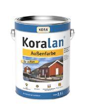 (19,48?/L) Kora Koralan Außenfarbe 2,5l