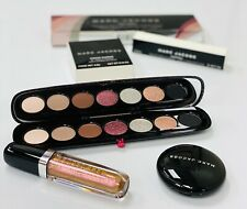 Marc Jacobs Eye Shadow, Lipglos, Gell Shadow pack