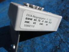65758386932 ALARM SYSTEM TILT SENSOR from BMW 318 i SE E46 SALOON 1998