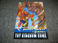 DC Comics Justice Society of America Thy Kingdom Come Part 2 Trade Paperback NEW