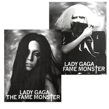 LADY GAGA THE FAME MONSTER TOUR LENTICULAR DUAL IMAGE POSTER NEW OFFICIAL MERCH