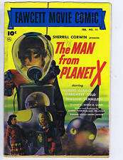 Man From Planet X ( F.M.C.#15) SCARCE 1952 Science Fiction MOVIE CLASSIC