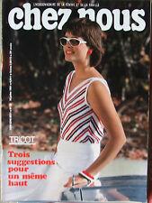 Chez Nous n°28 (16 juil 1981) Les coulisses de la Garde Républicaine