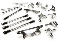 C26393SILVER Integy Billet Suspension Kit for HPI 1/10 Scale Crawler King